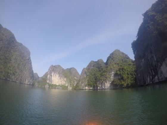 lan ha bay lagoon