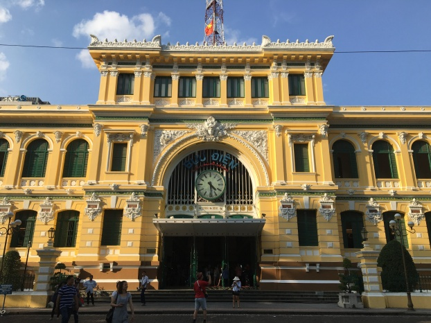 ho chi minh post office