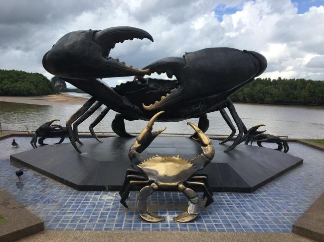 krabi crabs