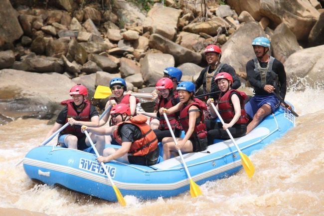 riverbug rafting