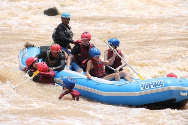 riverbug rafting