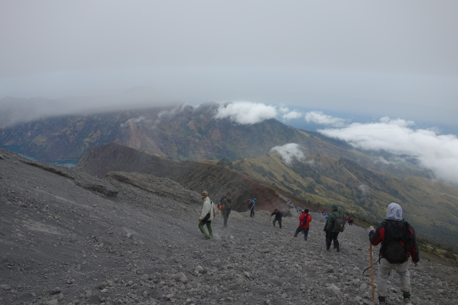 rinjani descent