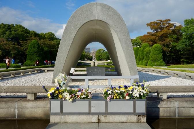 hiroshima cenotaph