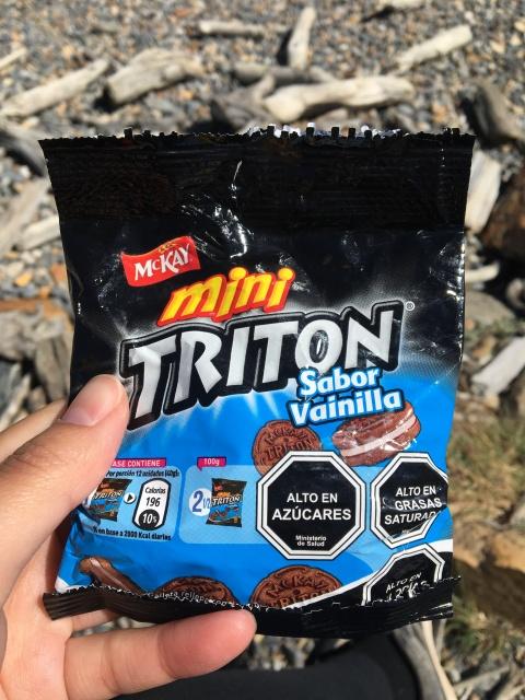 mini triton